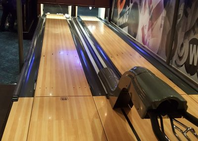 Bowling Alley - Norwegian Escape Cruise