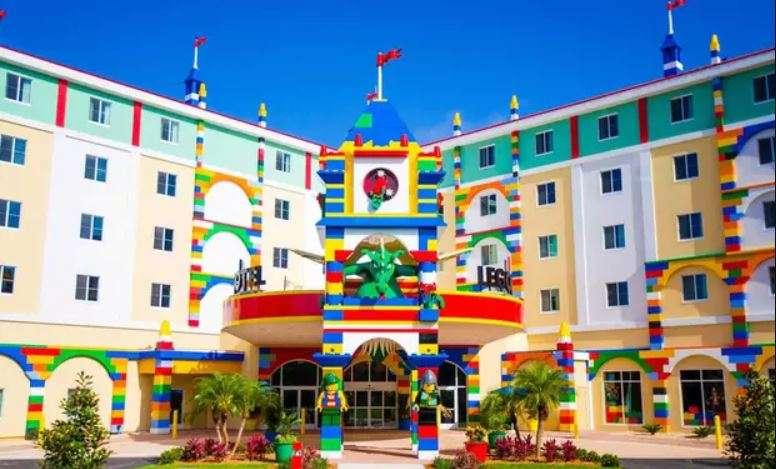 LegoLand Florida - Warm Weekend Getaways