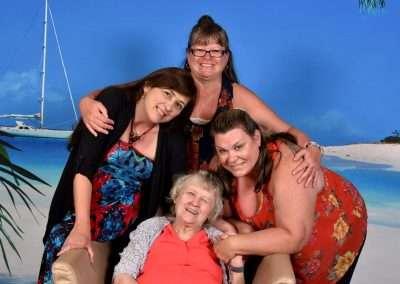 Family Photo - Norwegian Escape Cruise