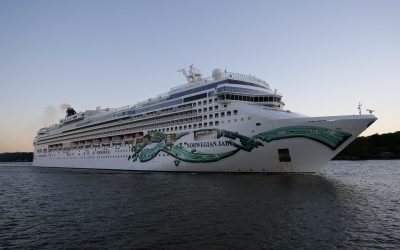 Norwegian Jade Cruise