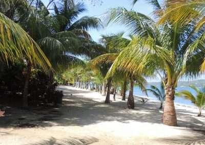 Private Island Maya Key Roatan, Honduras