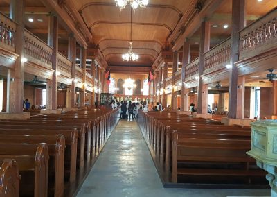 St. John's Cathedral in Antigua - Norwegian Escape Cruise