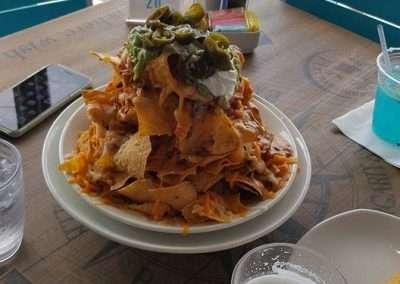Taco Snack - Norwegian Getaway Cruise
