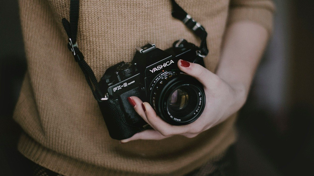 Camera - carry on essentials