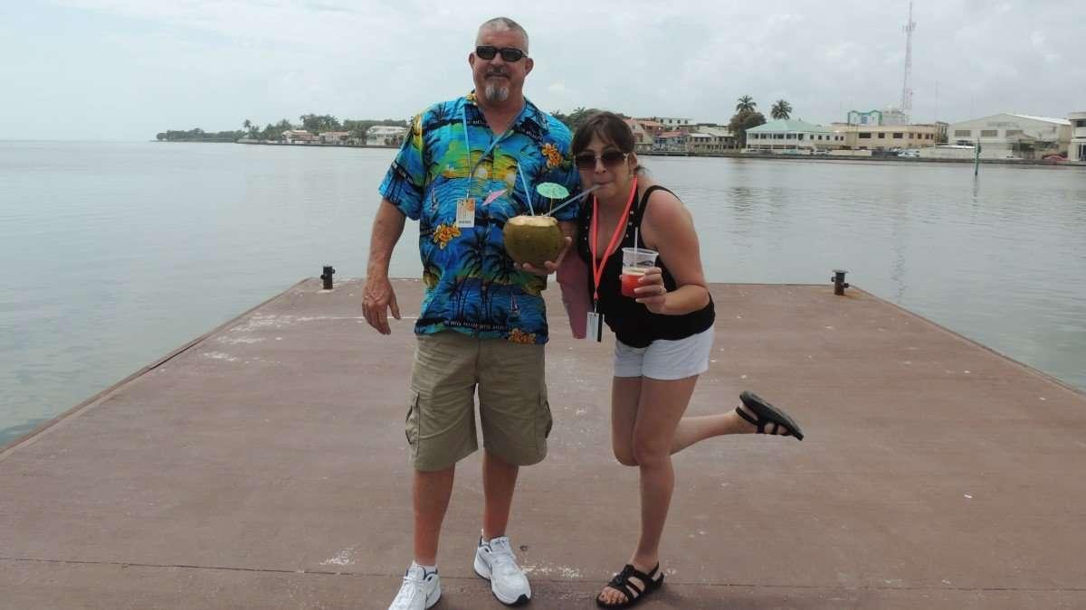 Drinks in Belize