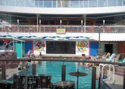 Norwegian Jade Cruise Ship Pool
